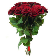 """A wonderful bouquet of 11 red"" in the online flower shop roza.ck.ua"