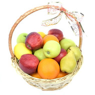 """A small basket of fruit"" in the online flower shop roza.ck.ua"