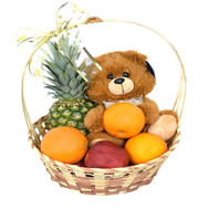 """Gift basket set"" in the online flower shop roza.ck.ua"