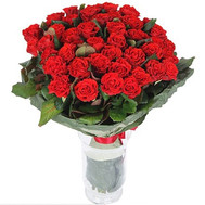 Bouquet of 55 Roses El Toro - flowers and bouquets on roza.ck.ua
