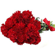 """Bouquet of carnations"" in the online flower shop roza.ck.ua"