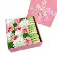 Flowers and cakes - flowers and bouquets on roza.ck.ua