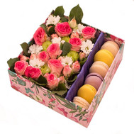 """Flowers with Makarun"" in the online flower shop roza.ck.ua"