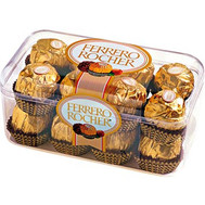 """Candy Ferrero Rocher"" in the online flower shop roza.ck.ua"