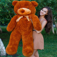 """Bear 1,4 m"" in the online flower shop roza.ck.ua"
