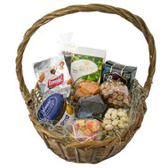 Gift basket - For tea - flowers and bouquets on roza.ck.ua