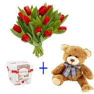 Gift Solution 2 - flowers and bouquets on roza.ck.ua