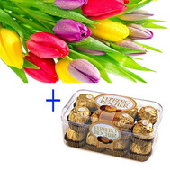 Gift Solution 5 - flowers and bouquets on roza.ck.ua