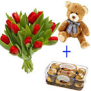 Gift Solution 6 - flowers and bouquets on roza.ck.ua