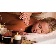 """Gift certificate for hot massage with aromatherapy"" in the online flower shop roza.ck.ua"