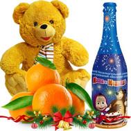 """""""Подарунок дитині на Новий рік"""" в интернет-магазине цветов roza.ck.ua"""