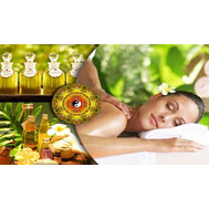 Abhyang Body Massage Certificate - flowers and bouquets on roza.ck.ua