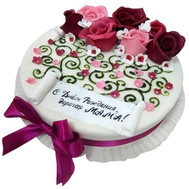 """Mom''s Cake'"" in the online flower shop roza.ck.ua"