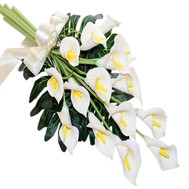 Bouquet of callas - flowers and bouquets on roza.ck.ua