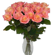 Trendy roses in a bouquet - flowers and bouquets on roza.ck.ua