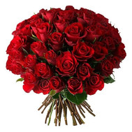 """51 imported rose"" in the online flower shop roza.ck.ua"