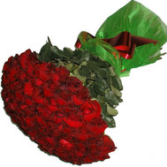 55 meters of imported roses - flowers and bouquets on roza.ck.ua
