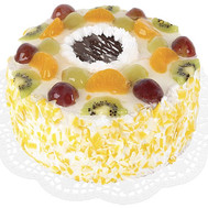 fruit cake - flowers and bouquets on roza.ck.ua