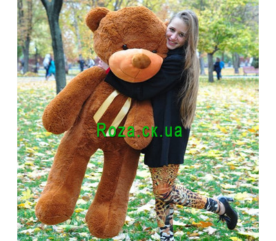 """Bear 1.6 m"" in the online flower shop roza.ck.ua"