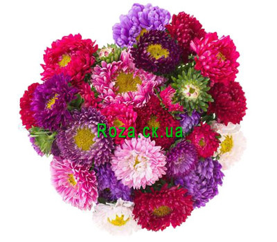 """Bright Autumn Bouquet"" in the online flower shop roza.ck.ua"
