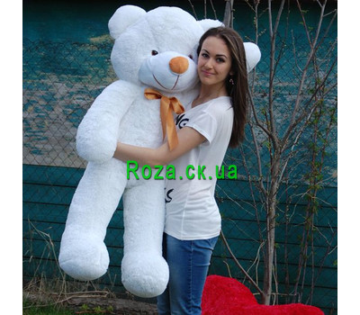 """Soft toy Teddy bear 1,2 m"" in the online flower shop roza.ck.ua"