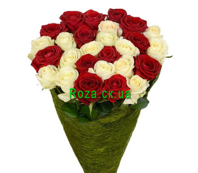 """Birthday bouquet"" in the online flower shop roza.ck.ua"