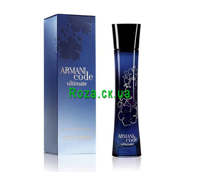 """GIORGIO ARMANI Code Femme"" in the online flower shop roza.ck.ua"