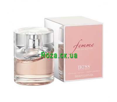 """""""HUGO BOSS BOSS Femme"""" в интернет-магазине цветов roza.ck.ua"""