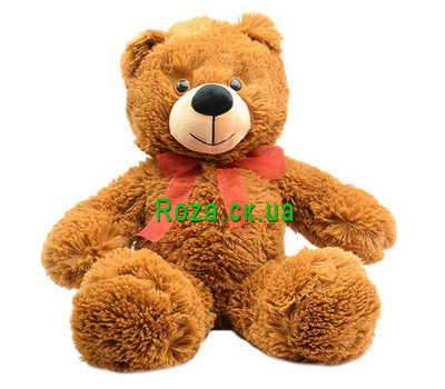 """Teddy Bear 50 cm"" in the online flower shop roza.ck.ua"