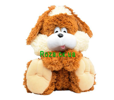 """Soft toy Bunny"" in the online flower shop roza.ck.ua"