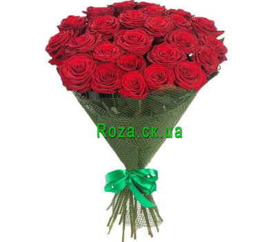 """Bouquet of 23 roses"" in the online flower shop roza.ck.ua"