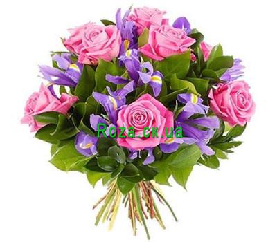 """""""Букет из весенних цветов"""" в интернет-магазине цветов roza.ck.ua"""