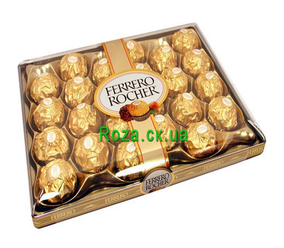 """Candy Ferrero Rocher T24"" in the online flower shop roza.ck.ua"