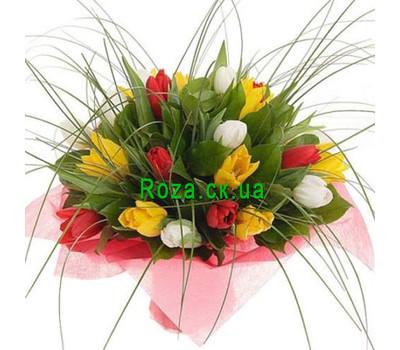 """""""Купить тюльпаны Черкассы"""" в интернет-магазине цветов roza.ck.ua"""