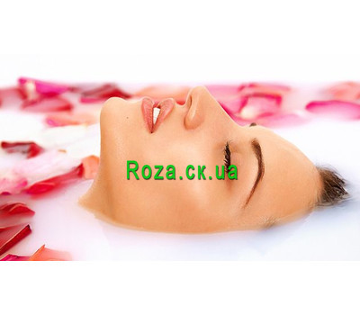 """Spa treatment Hydromassage with rose petals"" in the online flower shop roza.ck.ua"