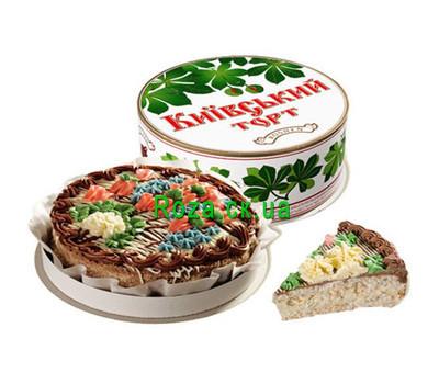 """Cake of Kiev Cherkassy"" in the online flower shop roza.ck.ua"