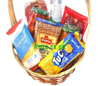 """Bast basket products"" in the online flower shop roza.ck.ua"