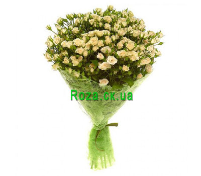 """Bouquet of 25 roses"" in the online flower shop roza.ck.ua"