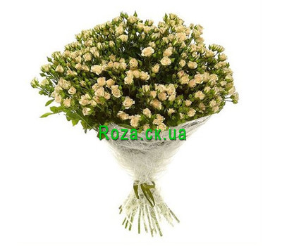 """""""Букет из 51 розы"""" в интернет-магазине цветов roza.ck.ua"""