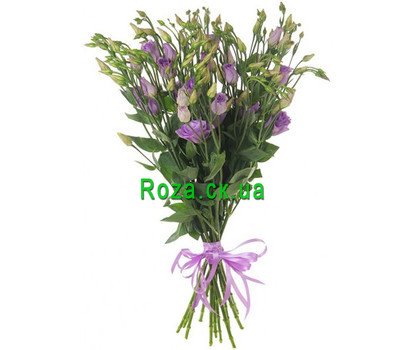 """""""Bouquet from the eust"""" in the online flower shop roza.ck.ua"""