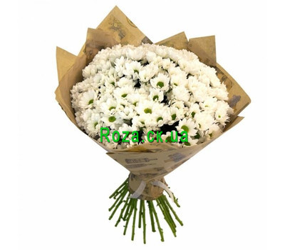 """Bouquet of chamomiles"" in the online flower shop roza.ck.ua"