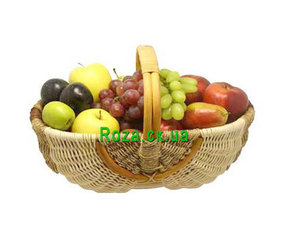 """Fruit corn on health"" in the online flower shop roza.ck.ua"