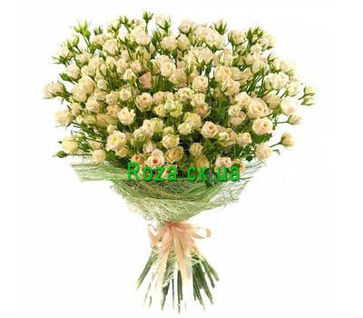 """""""Купить кустовые розы"""" в интернет-магазине цветов roza.ck.ua"""