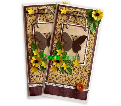 """""""Postcard With Love for You"""" in the online flower shop roza.ck.ua"""