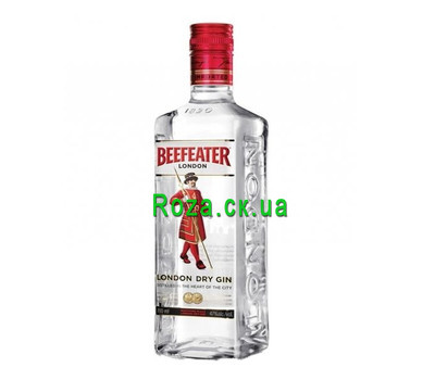 """Gee Beefeater Certificate"" in the online flower shop roza.ck.ua"