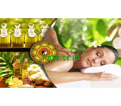 """Abhyang Body Massage Certificate"" in the online flower shop roza.ck.ua"