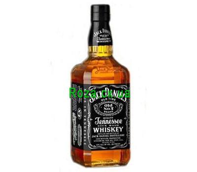 """Jack Daniel's whiskey certificate"" in the online flower shop roza.ck.ua"