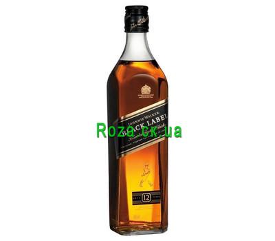 """""""Сертификат на виски Johnnie Walker Black Label"""" в интернет-магазине цветов roza.ck.ua"""
