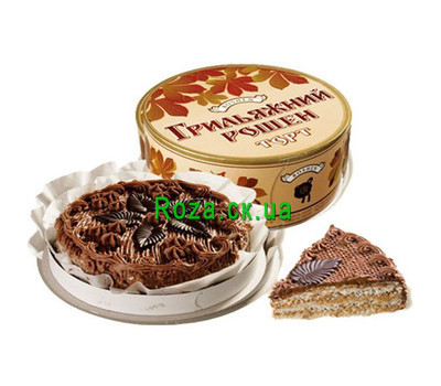 """Grilled Cake 0.5 kg"" in the online flower shop roza.ck.ua"