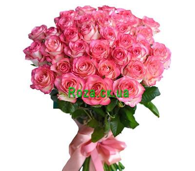 """""""35 роз Джумилия"""" в интернет-магазине цветов roza.ck.ua"""